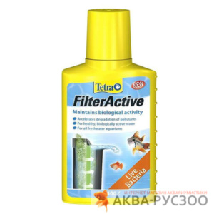 ПРЕПАРАТ TETRA FILTER ACTIVE 100 МЛ