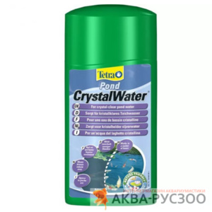 ПРЕПАРАТ TETRA POND CRYSTAL WATER 250 МЛ