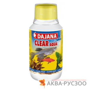 СРЕДСТВО DAJANA PET CLEAR AGUA 100 МЛ