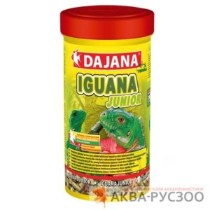 Корм для игуан DAJANA PET IGUANA JUNIOR 250 мл