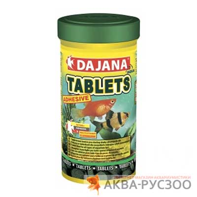 Корм для рыб DAJANA PET ADHESIVE TABLETS