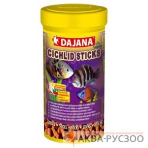 Корм для рыб DAJANA PET CICHLID STICKS
