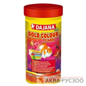 Корм для рыб DAJANA PET COLOUR FLAKES 250 мл