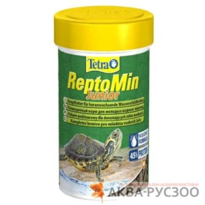 TETRA REPTOMIN JUNIOR 100 МЛ