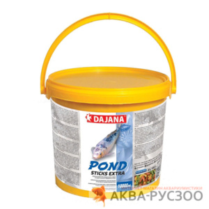 DAJANA Pet корм для рыб Pond Sticks EXTRA