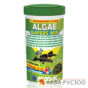PRODAC ALGAE WAFER MINI 100мл
