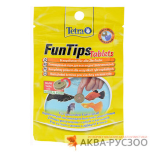 TETRA FUN TIPS Tablets