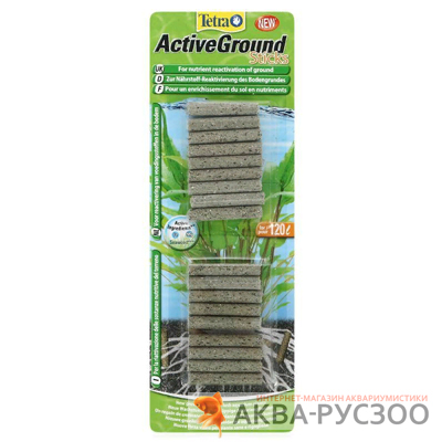 Удобрение TETRA ACTIVE GroundSticks