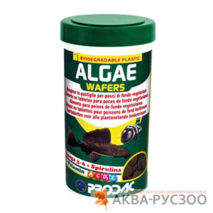 PRODAC ALGAE WAFER 250мл