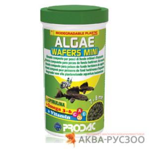 PRODAC ALGAE WAFER MINI 250мл