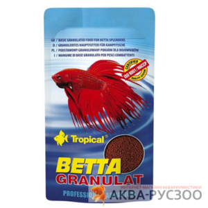 TROPICAL BETTA Granulat 10г