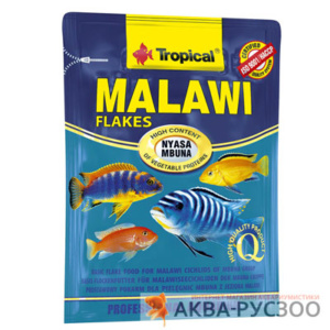 TROPICAL MALAWI Flakes12г