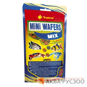 TROPICAL MINI WAFERS MIX 18г