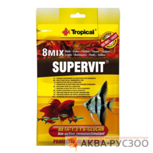 TROPICAL SUPERVIT 8 mix